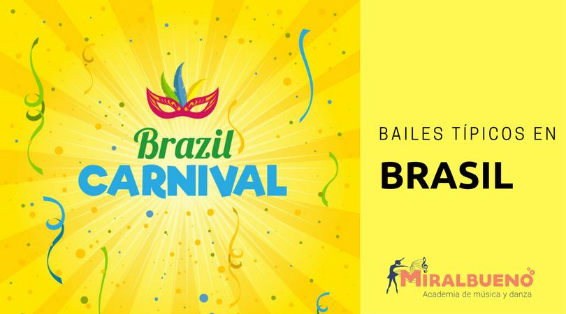 BAILES TÍPICOS EN BRASIL